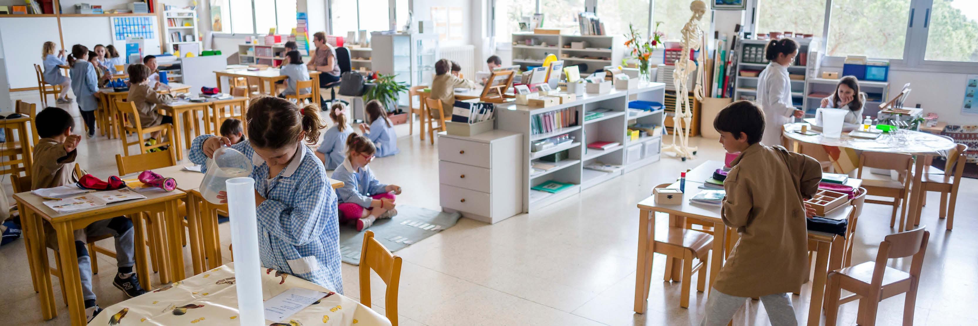 AMI Montessori Assistant postgraduate Course